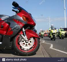 suzuki motorcycle hayabusa the suzuki hayabusa gsx1300r hyper sport motorcycle and police