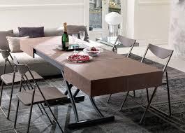 ozzio box transformable table in wood ozzio furniture at go