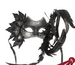 masquerade masks with feathers mystic masquerade mask venetian masks fancy feathers