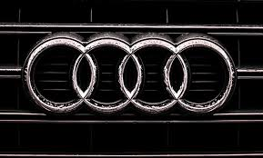 audi logo black and white audi ag is getting a refreshed board this september