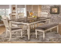 ashley dining room furniture set ashley furniture marble top dining table dining room ideas