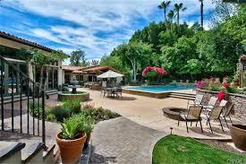 charming santa barbara style estate in yorba linda california