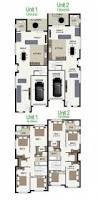 Dual Occupancy Floor Plans What Block Is Best To Build A Duplex In Sydney Latest News