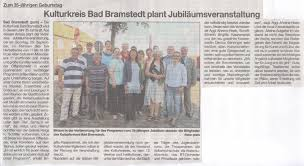Bad Bramstedt News Galerie Helga K Schiffler Bad Bramstedtter Umschau Zum 35