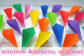 origami hanging decorations minieco