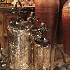 beige fleur de lis ceramic kitchen canisters set 3 by fleur de lis kitchen canisters glass set of 3 canister sets tuscan
