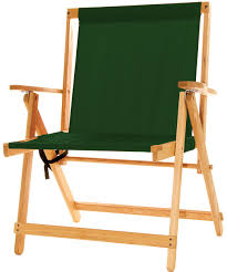 Blue Ridge Chair Works Wood Chair XL Deck Chair Camping Beach - Blue ridge furniture