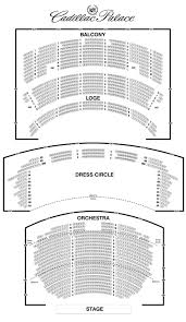 theater floor plan cadillac palace theatre seating chart theatre in chicago