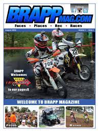 brappmag august 2015 by brapp mag issuu