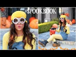 Minion Costumes Halloween Diy Despicable Minion Costume Makeup
