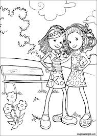 999 coloring pages 66 best coloring pages groovy girls images on pinterest
