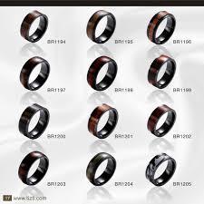 black zirconium wedding bands black zirconium jewelry black zirconium wedding ring buy black