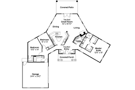 Ranch House Floor Plan Ranch House Plans Hamilton 10 446 Associated Designs