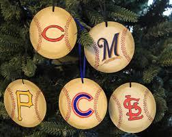 team ornaments etsy