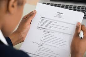 Under The Table Jobs On Resume by 9 Resume Mistakes To Avoid If You Want The Job