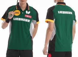 butterfly t shirt table tennis table tennis shirt liebherr germany tenergy butterfly men women