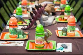 dinosaur party favors celebrate this birthday boy with a t rexcellent dinosaur party evite