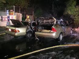 lexus of mission viejo 2 cars trees destroyed in mission viejo arson fire u2013 orange