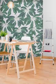papier peint de bureau le papier peint tropical pour décorer votre intérieur shake my
