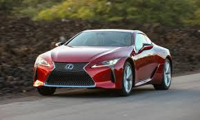 lexus lc fuel economy 2018 lexus lc 500 first drive review autonxt