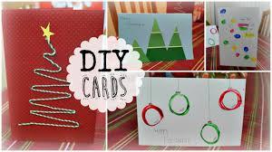 diy quick cheap u0026 easy holiday christmas cards rosaliesaysrawr