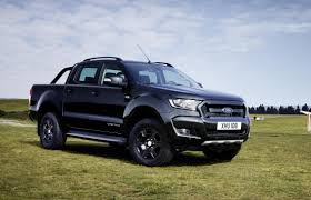 jeep ranger ford ranger black edition announced in europe performancedrive