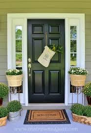 How To Paint An Exterior Door What Color To Paint Front Door Home Design And Pictures