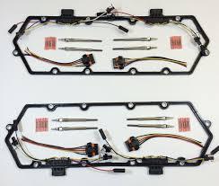 94 97 powerstroke 7 3l diesel glow plug kit gaskets harnesses 8