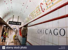 Chicago Subway Station Map by Chicago Transit Authority Stock Photos U0026 Chicago Transit Authority
