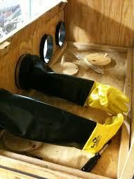 Homemade Blast Cabinet Blast Cabinet Vacuum Img 0839 How To Build Homemade Sandblasting