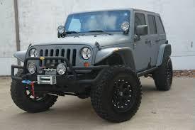 jeep hummer conversion 2007 jeep wrangler bently grey kevlar with slant back top pdm