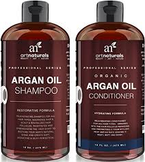 other volumizing shoos for colour teated hair art naturals organic moroccan argan oil shoo and conditioner