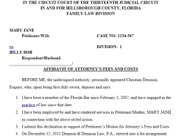 florida divorce forms the complete list of family law forms