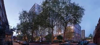 redevelopment proposed of seifert landmark news building