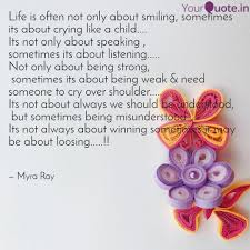 quotes about smiling in life life is often not only about