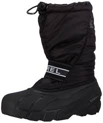 s boots store sorel joan of arctic us sorel youth cub unisex boots black