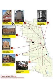 40th ward chicago map preservation chicago 7 most endangered preservationchicago