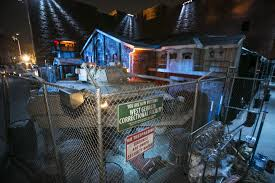 what are the hours for universal halloween horror nights halloween horror nights celebrates opening night with the eyegore