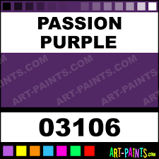 passion purple candy concentrates airbrush spray paints 03106