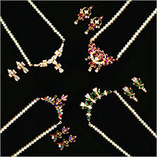 jewelry necklace pearl set images Pearl necklace set in banjara hills hyderabad manufacturer jpg