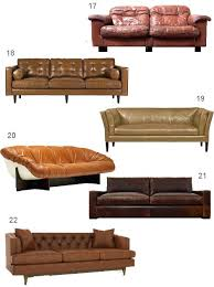 Mid Century Modern Sofa Legs Mid Century Leather Sofa And Fabulous Leather Mid Century Modern
