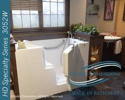 walk in tubs hydro dimensions 888 818 7111