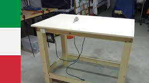 convert circular saw to table saw making a homemade table saw part 1 youtube