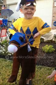 Horse Jockey Halloween Costume Tricks Treats