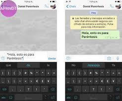 hola imagenes whatsapp trucos whatsapp cómo escribir en negritas apréndete