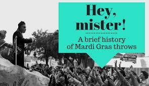 mardi gras throws mardi gras throws a brief history mardigras