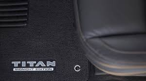 nissan midnight edition nissan midnight edition will offer blacked out looks for titan and