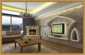 Niche Decorating Ideas Modern Living Room Decorating Ideas With Wall Niche Designs