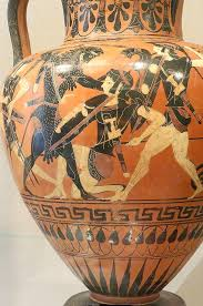 Greek Vase Images Early Pyrotechnolgy Pottery