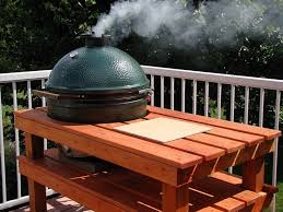 21 best big green egg table images on big green eggs